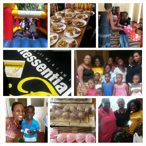 Orphanage Party2