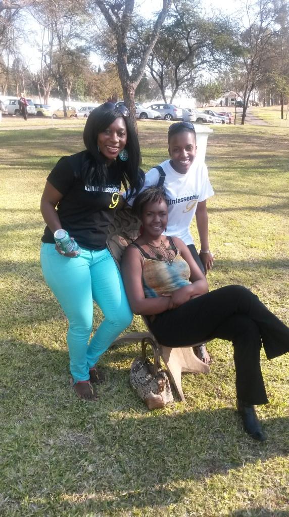 QF & Cathy Mhlanga